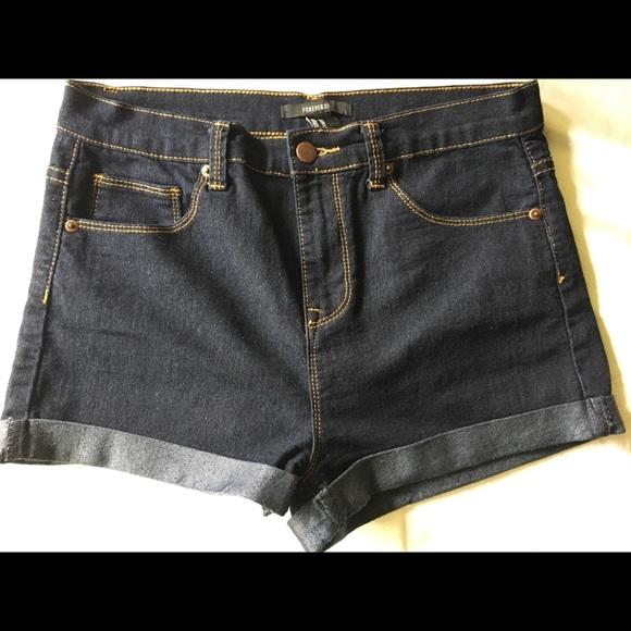 Forever 21 Denim - NWOT Forever 21 denim shorts